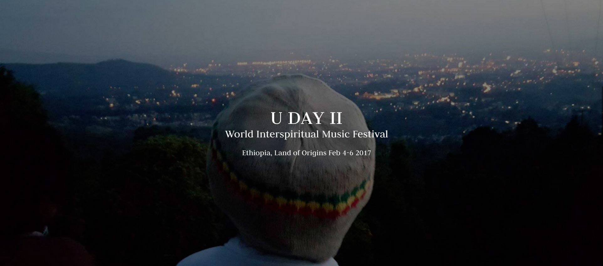 U DAY 2017 World Interspiritual Music Festival